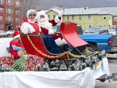Santa Claus to Hear Children's Christmas Wishes