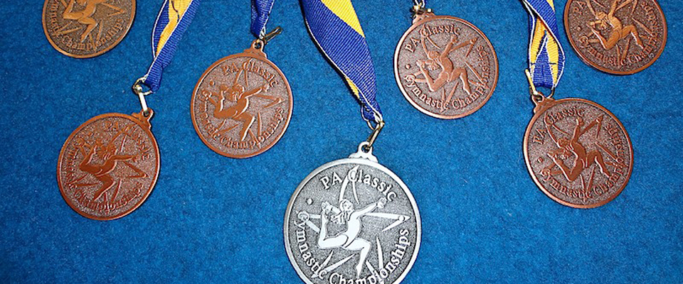 Three Local Gymnasts Place at States