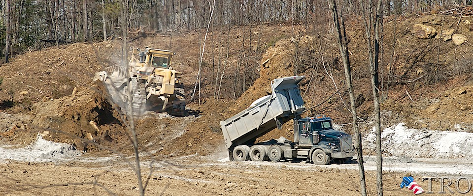 Massive Mine Reclamation Project Moves Along (Video Report)