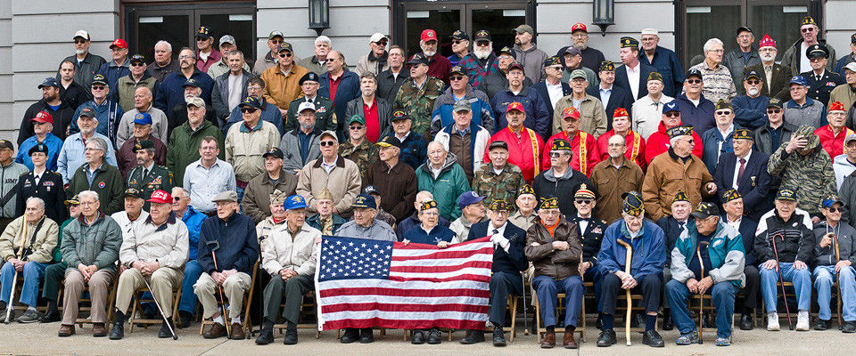 Veterans Honored with Special Photo Session (Video Report)