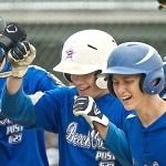 Jr. Crickets Dominate State College 14-4