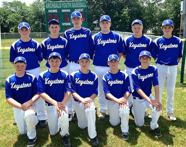 Keystone Intermediates In State Title Game Sunday The