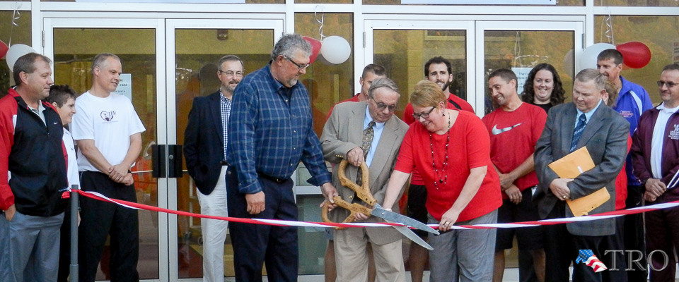 Bucktail Fitness Center Unveiled