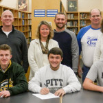 Three Wildcats Sign for College Baseball
