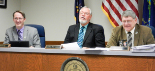 County Budget Official – No Tax Hike in 2015