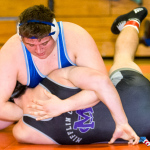 Wildcats  Nipped by Huskies for District Crown