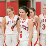 Record-Setting Win for Lady Bucks (Video Report)