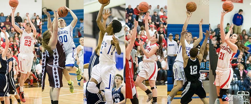 Six County Players Receive All-Star Honors