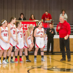 Lady Bucks Finish Strong (Video Report)