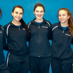Local Gymnasts Compete at States