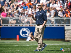 Franklin Gets PSU Football Contract Extension through 2022