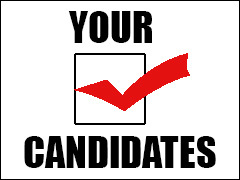 Candidates Set for Primary Election