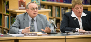 KCSD President, Jack Peters Resigns