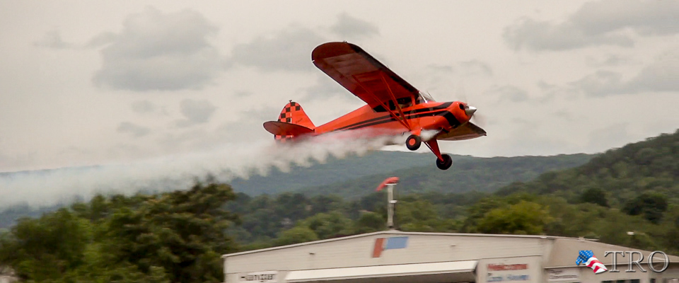 Sentimental Journey Celebrates 30th Annual Fly-in (video Report)