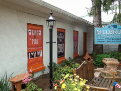 Behind the Scenes at Millbrook Playhouse (Video Report)