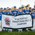 Keystone Marches to 22-6 Section 3 Championship Win