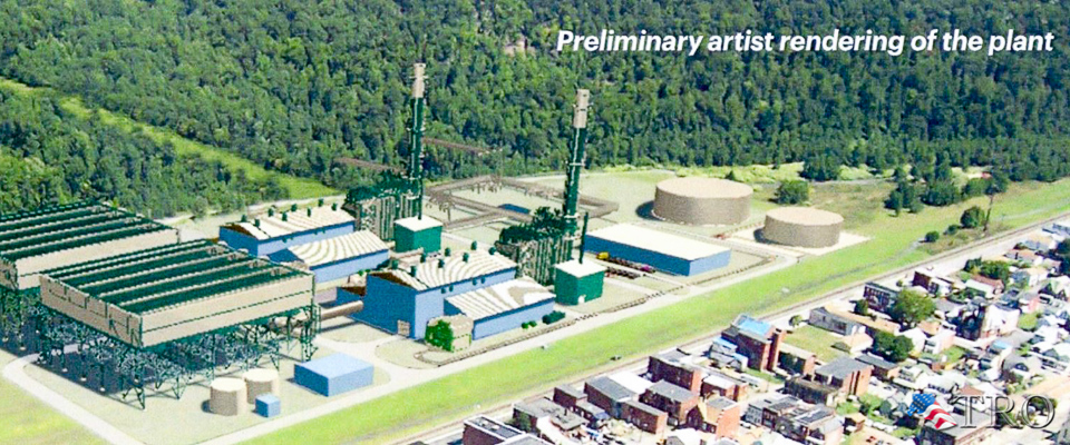 Proposed Renovo Energy Center Clears Water Withdrawal Hurdle