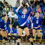 Lady 'Cats Fall to BEA 3-2