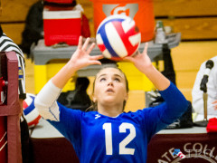 Lady 'Cat's Fall to State College 3-0 (Video Report)