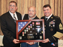 Veterans Support and Recognized at LHU