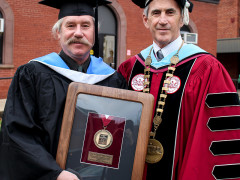 Arts Council Honored with First-Ever LHU Presidential Medal