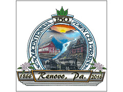 Renovo at 150 – Events Schedule