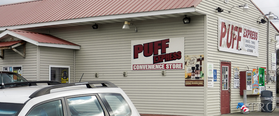 Lock Haven's Puff Express Hit in Morning Robbery