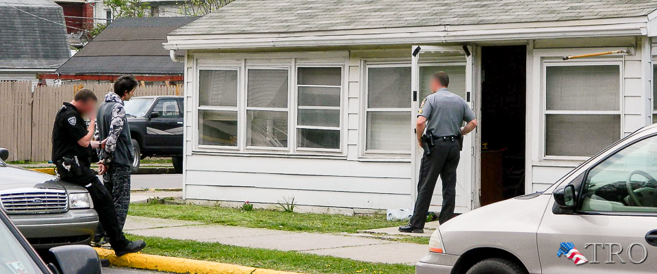 Another Day, Another Drug Raid – this Time in South Renovo