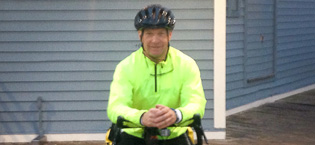 Frank's Coast to Coast Ride for Justin – Day 3 April 28th