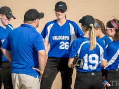 Lady Wildcats fall 13-2 to State College