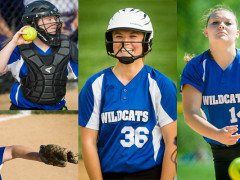 Seven Lady 'Cats Receive All-Star Honors
