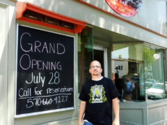 Main Street Grill Opens Next Week; Pride in Home-Made Fare