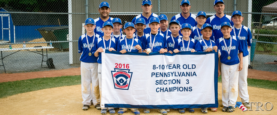 Keystone 8-10s Pushed but Claim Section 3 Title