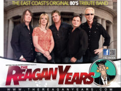 Reagan Years Concert Labor Day Night