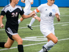 Lady Wildcats Edged by DuBois 1-0