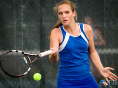 Yet Another Win for Lady 'Cat Tennis