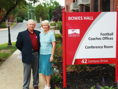Bowes Family Honored with Bowes Hall