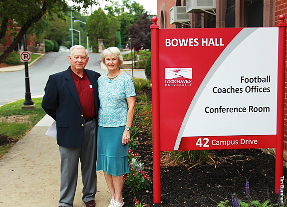 Ron and Jo Ann Bowes