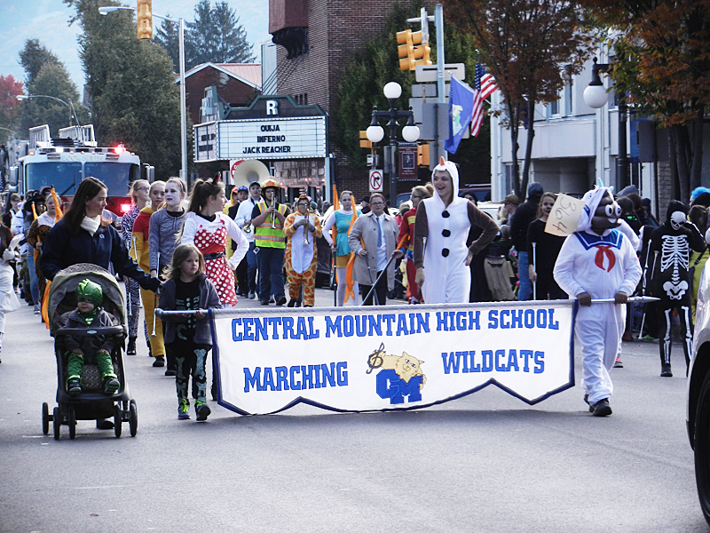 Lewistown Pa Halloween Parade 2020 Halloween parade CMHS band – The Record Online