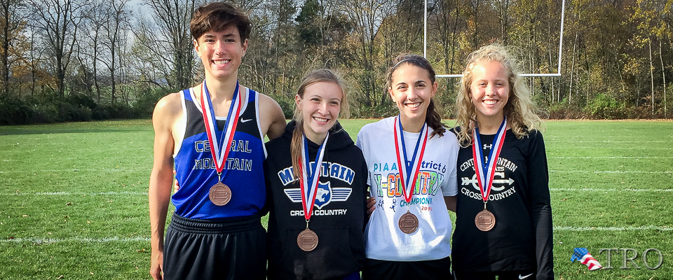 Four Wildcats Qualify for States in X-Country