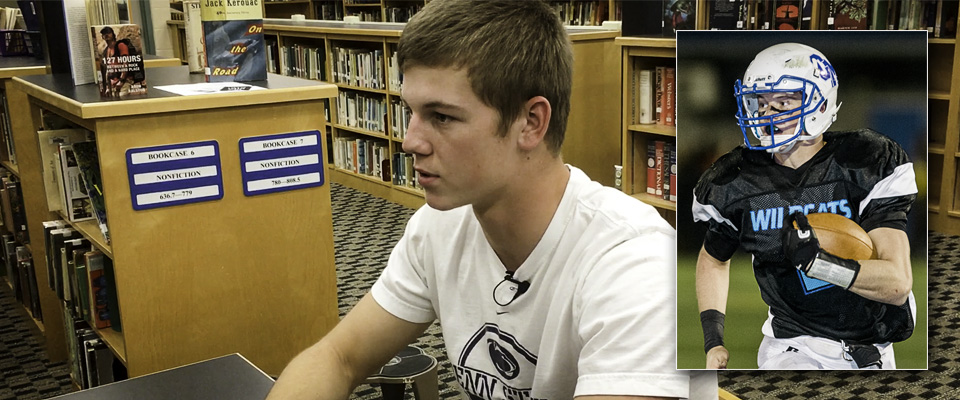 Central Mountain's Neff Commits to Penn State (Video Report)