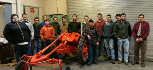 KCSD Career and Technical Center Students Compete at Farm Show