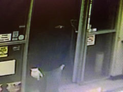 Armed Robber Strikes Avis Convenience Store