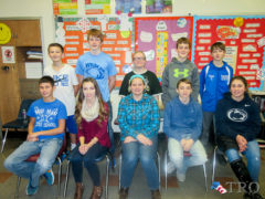 CM Middle School Holds Geography Bee
