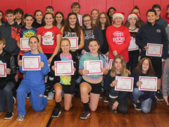 Bucktail Honor Roll Students