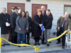 Ribbon Cutting Ceremony Held for Merit House, Men's Homeless Shelter