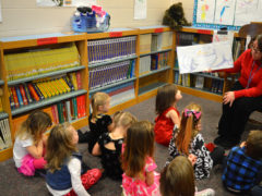Roughly 100 Students Participate in First Year of KCSD Pre-K Program