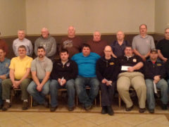 Local Fire Departments Receive Donations from Sons Lodge No. 146
