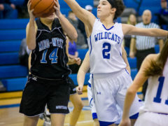 Lady Wildcats Close Season with 56-22 Loss to Midd-West