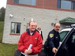 Bellefonte Dentist Arraigned on Rape Charge